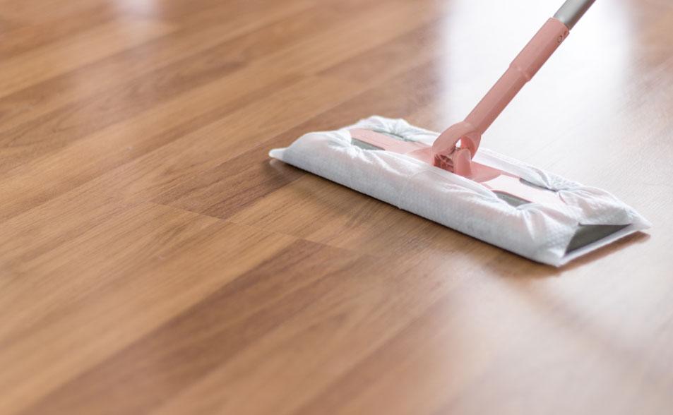 Esta es la manera correcta de limpiar pisos laminados