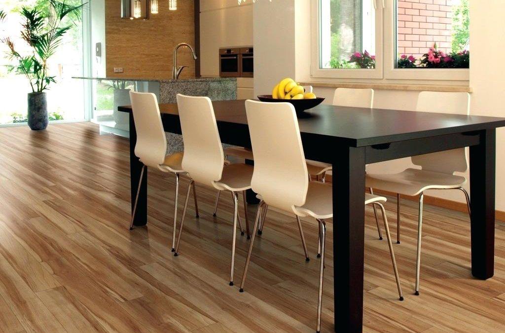 ¿Qué piso es ideal para el comedor?