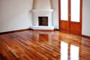 Características en los pisos de madera