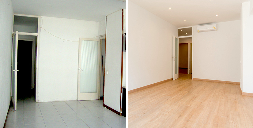 Renovar pisos