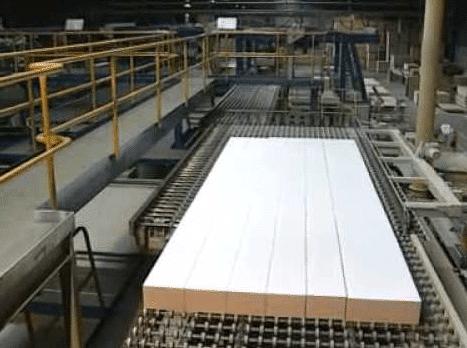 Fabricación de pisos laminados