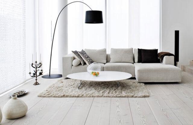 Qué tipo de piso es ideal para cada área de tu casa