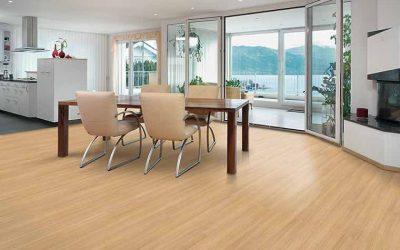 Expansión y contracción en pisos